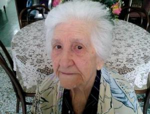 centenaria Mastrangelo